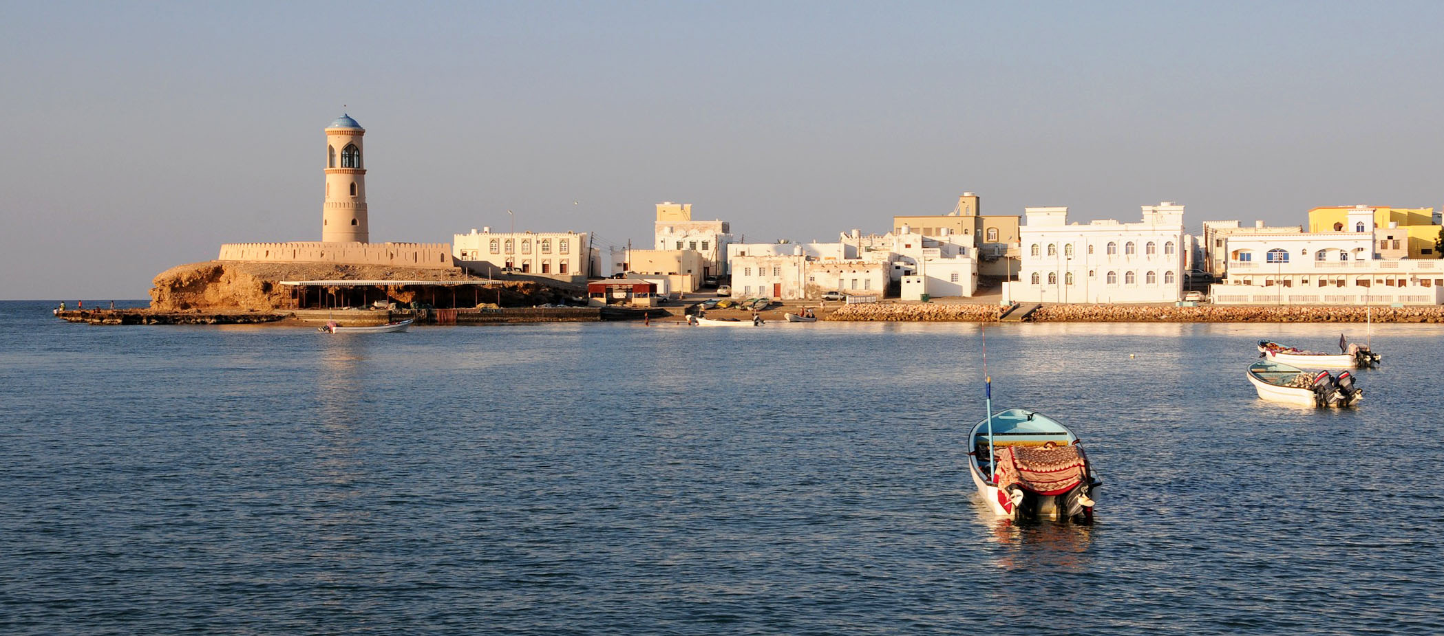 Anjci All Over | In search of peace in Oman