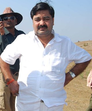 Bhojpuri film producer J.P.Singh