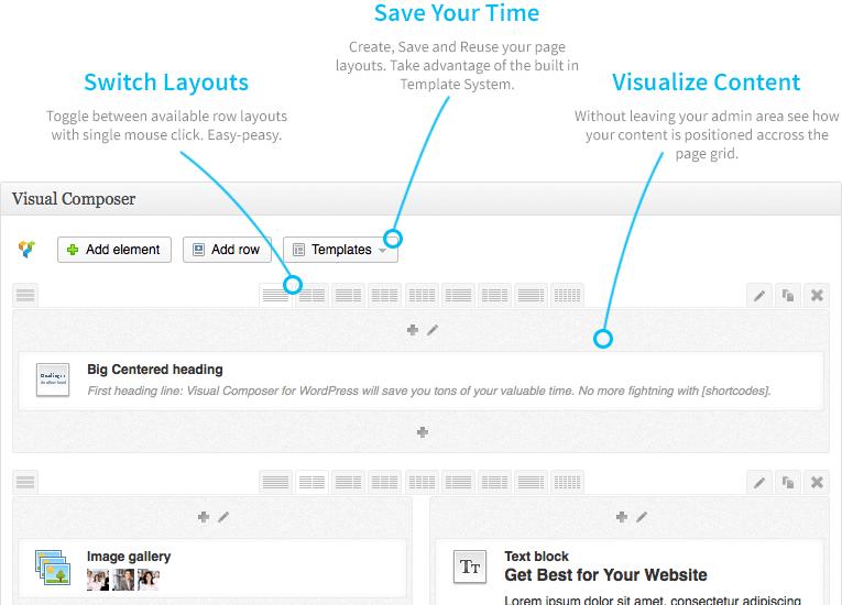 Page Builder Plugin Keren untuk Mendesain Halaman Depan Blog WordPress