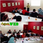 Workshop Bisnis Model Canvas modified alias Business Roadmap Model di Mobilio Indonesia Solo