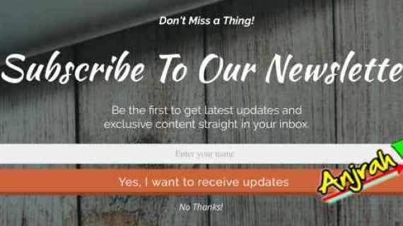 11 Optin Form Plugin WordPress Bagus untuk Autoresponder Sendy