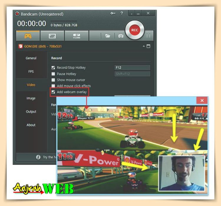Tutorial Cara Merekam Game di PC, Aplikasi perekam Game di PC ke Youtube