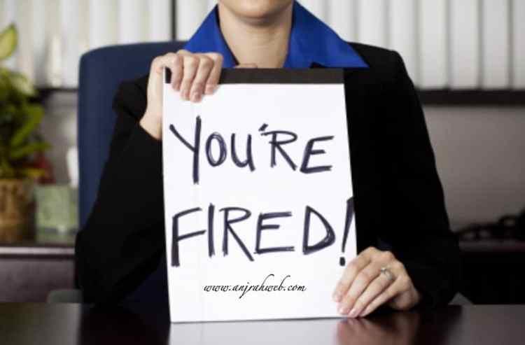 13 Ciri Karyawan Yang Harus Dipecat