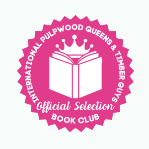 Anju Gattani, International Pulpwood, badge Queen, Book of the month, 2022, tiaras, book club