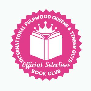 Anju Gattani, International Pulpwood, badge Queen, Book of the month, 2022, tiaras, book club