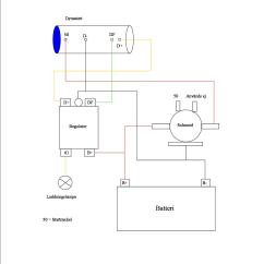 Dynastart Wiring Diagram 2003 Saab 9 3 Radio Motorola Alternator Model A12n 600