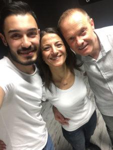 Srecko Podlesnik ve Dilek Yılmaz 5.5.2018