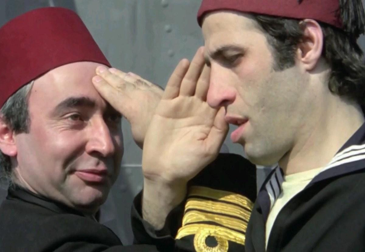 Türk Sineması'nın unutulmaz 10 sahnesi - VİDEO