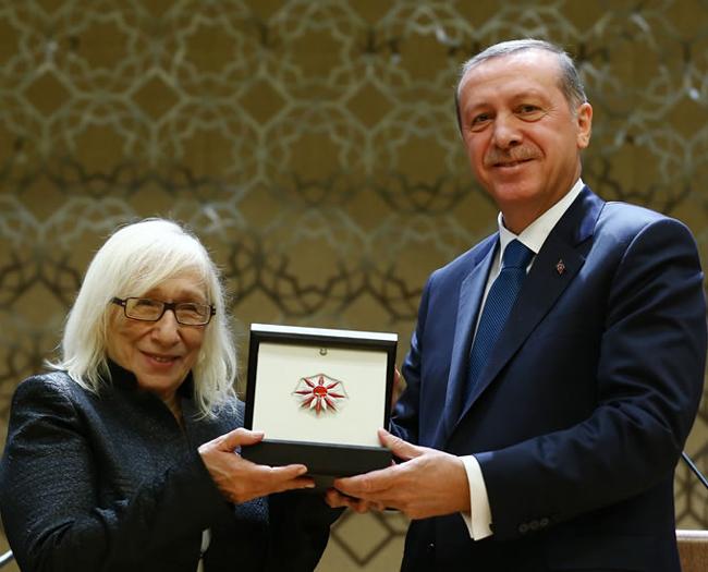 Erdoğan'ın Alev Alatlı'ya tanıdığı özel ayrıcalık