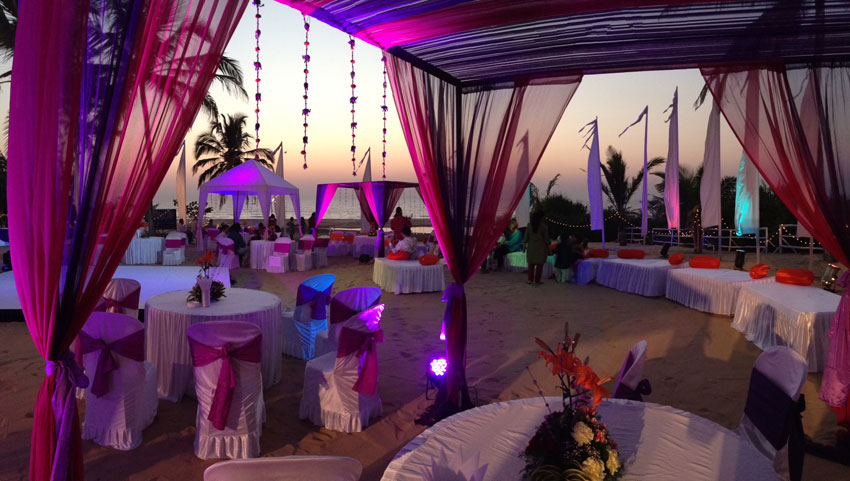 Plan your Wedding in Goa  Ankit Destination Wedding Planner with over 13 years of experience