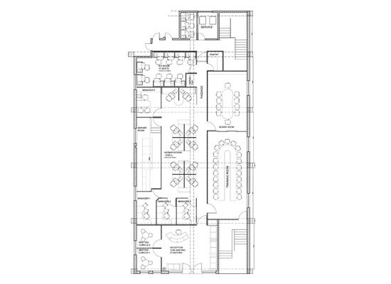 Architect, Interior Designer for BPOs, Call Centers, Data