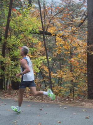 How Your Ankles Hold The Key To Long Runs