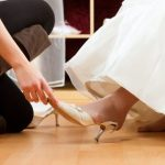 5 Tips For Avoiding Foot Pain On Your Wedding Day