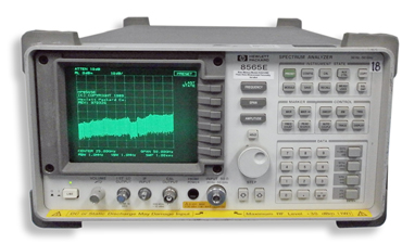 Spectrum Analyzer Calibrations