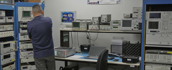 Environmental Test Equipment Calibration Services Lab in San Diego