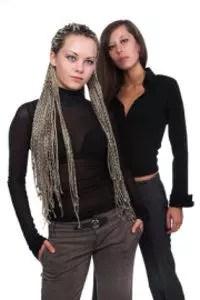 Haare und Frisuren flechten