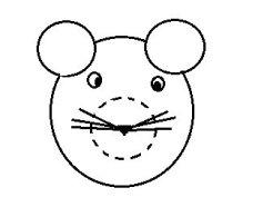 Häkelvorlage Maus häkeln