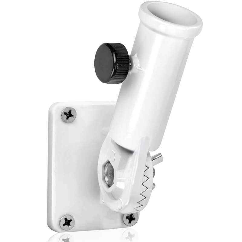 Flagpole mounting bracket