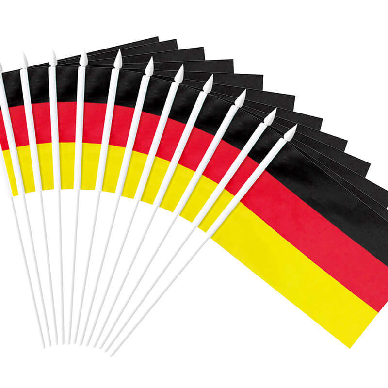 German Stick Flag