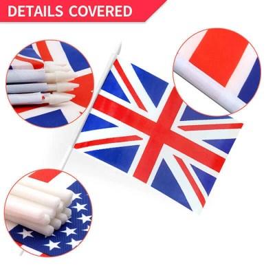 united kingdom stick flag