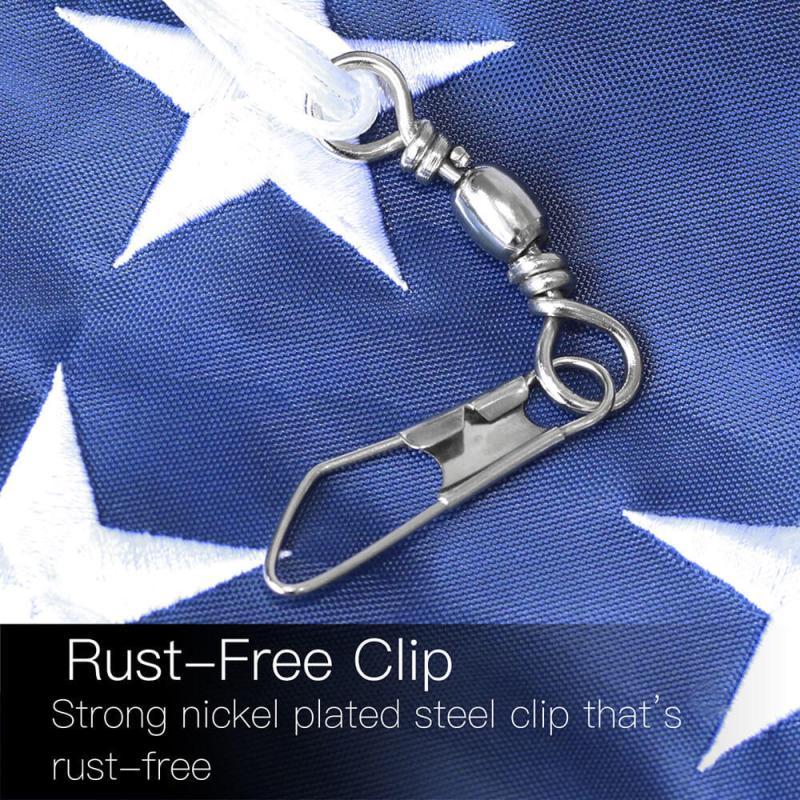 usa flag windsock