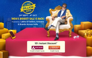 flipkart big sale 2019