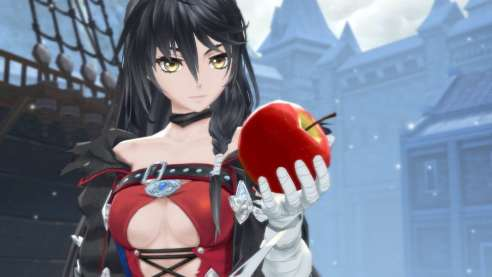 Tales of Berseria captura gameplay