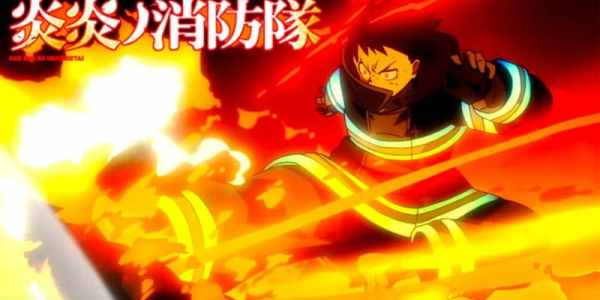 Fire Force Enn Enn no Shoubitai destacada