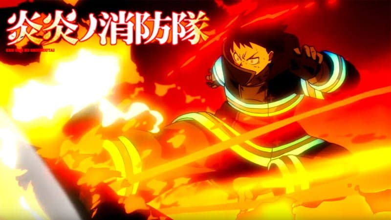 Fire Force Enn Enn no Shoubitai destacada