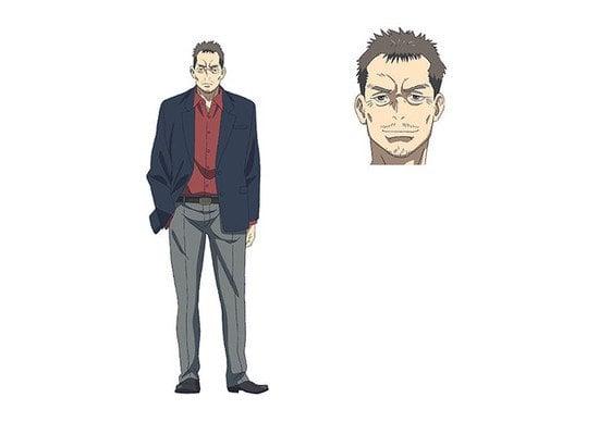 Personaje Kaibara Shometsu Toshi