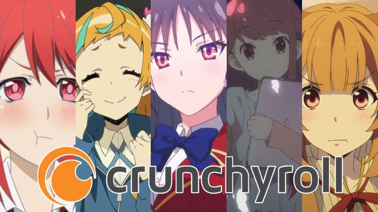50 animes coproducidos y financiados por Crunchyroll - ANMO Sugoi