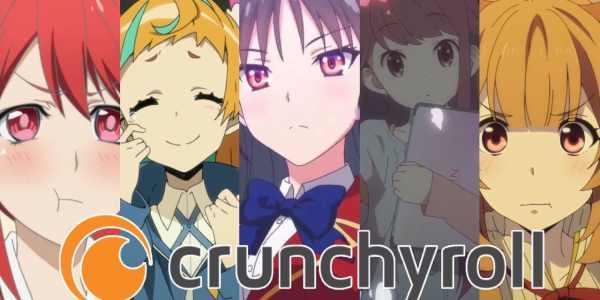 crunchyroll coproducciones