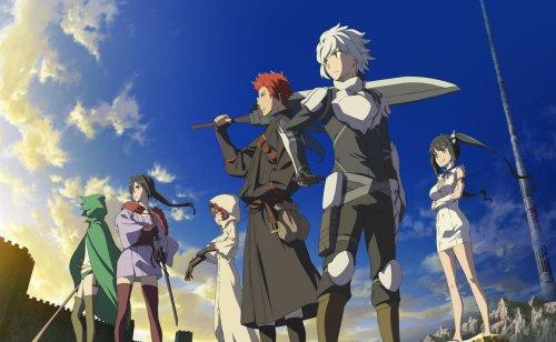 Danmachi segunda temporada