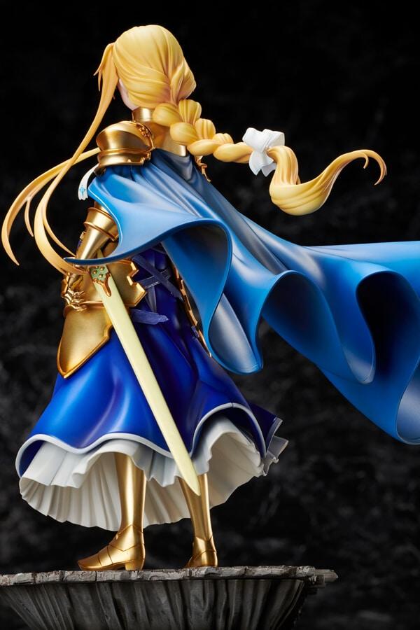 Alice de Sword Art Online: Alicization estrena una figura anime a escala