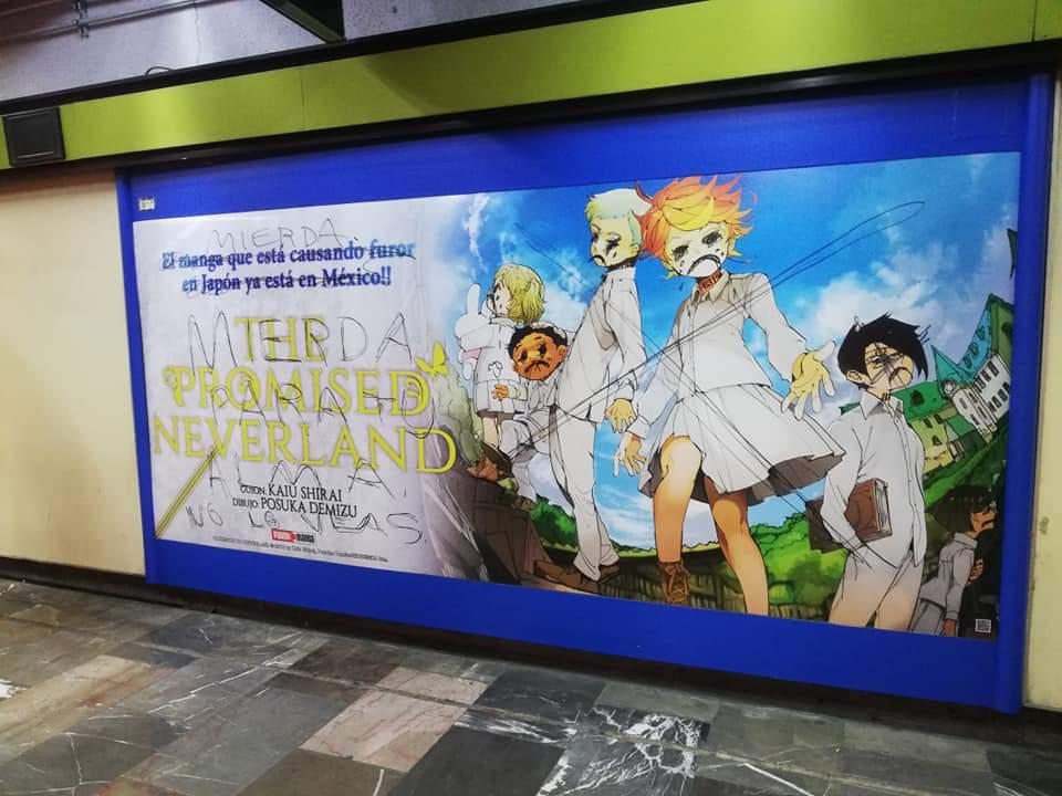 Yakusoku no Neverland panini manga