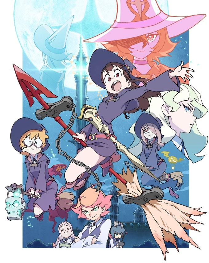 Little Witch Academia VR Broom Racing revela quien interpretará su tema musical