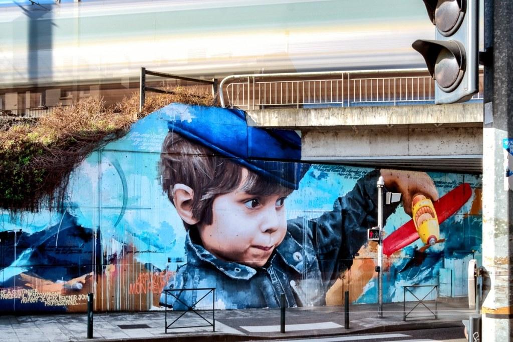 Graffiti by Sismikazot
