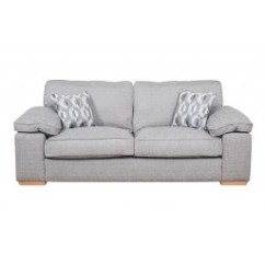 Harris Tweed Bowmore Midi Sofa Chenille Fabric Sectional Chaise Lounge Sofas Anna Morgan Bayswater Collection