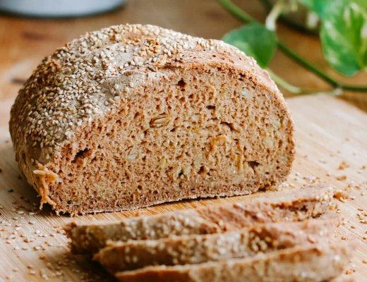 das beste glutenfreie Brot