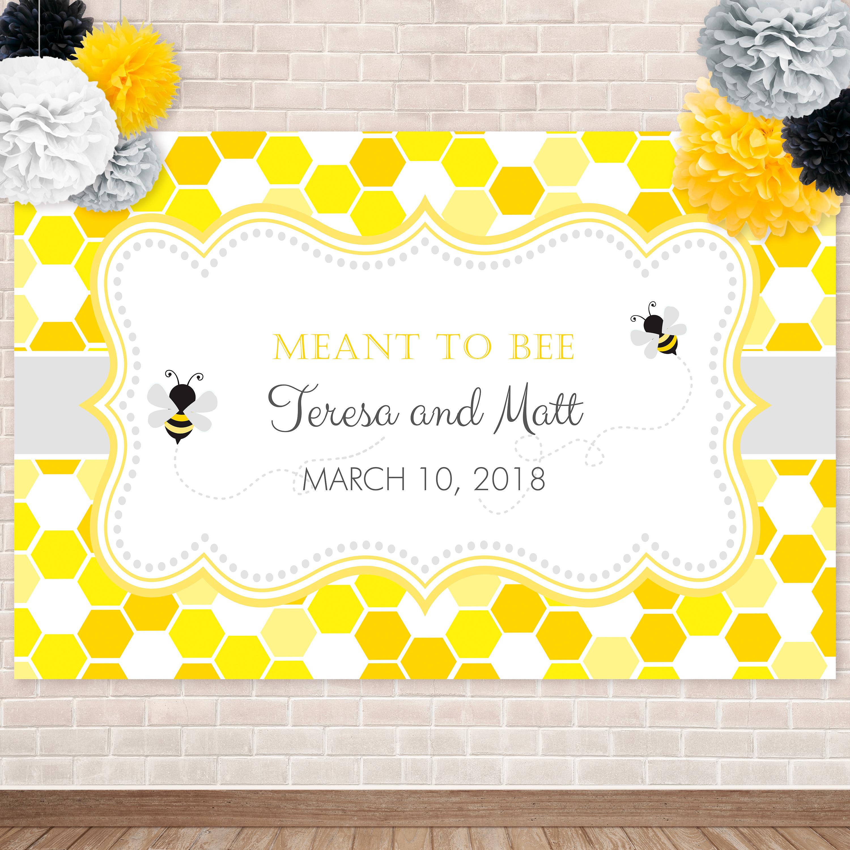 printable bumble bee honeycomb
