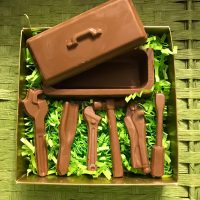 Chocolate Toolboxes