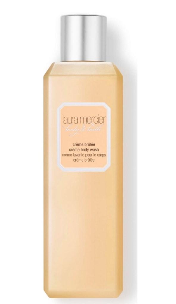 Top 10 Body washes post: Laura Mercier Crème Brûlée Creme Body Wash