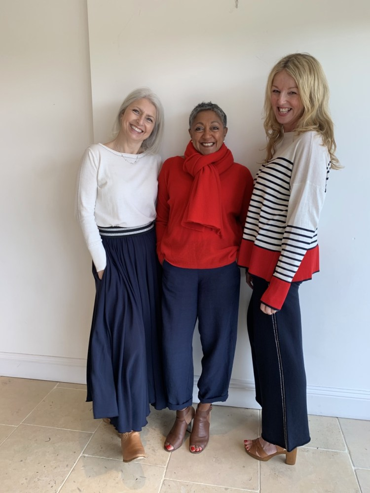 The Hope Fashion team from post: At our age do we know how to dress and what suits us best?