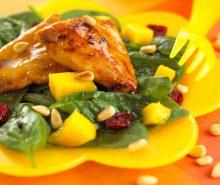 Sticky Mango Chicken