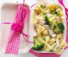 Bowtie Pasta Salad with Chicken