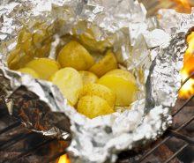 Bag Baked Baby Potatoes