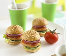 Chicken or Turkey Sliders