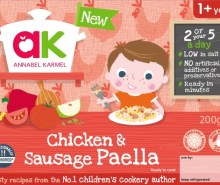 Chicken & Sausage Paella