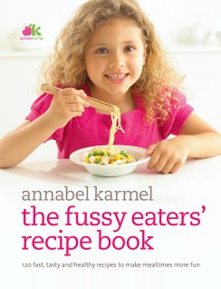Fussy eaters recipe book annabel karmel fussy eaters recipe book forumfinder Image collections