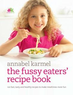 fussy eaters recipe book annabel karmel
